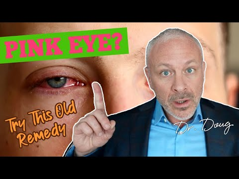 Video Pink Eye Remedy Success!