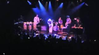100 Monkeys Invisible Monsters LIVE (2) Melkweg Amsterdam