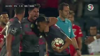 Goal | Golo Vinícius: Santa Clara 1-(1) Benfica (Liga 19/20 #11)