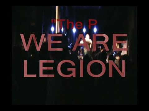 """We Are Legion   """" The Plague Becomes"""""""