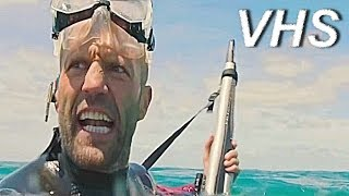 "Мег: Монстр глубины - Момент ""Охота на акулу"" на русском - VHSник"