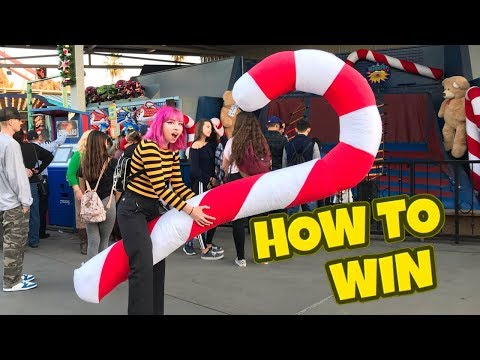 HOW TO WIN CARNIVAL GAMES EVERY TIME Mp3
