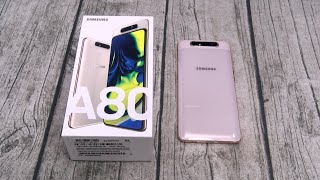 Samsung Galaxy A80 Real Review