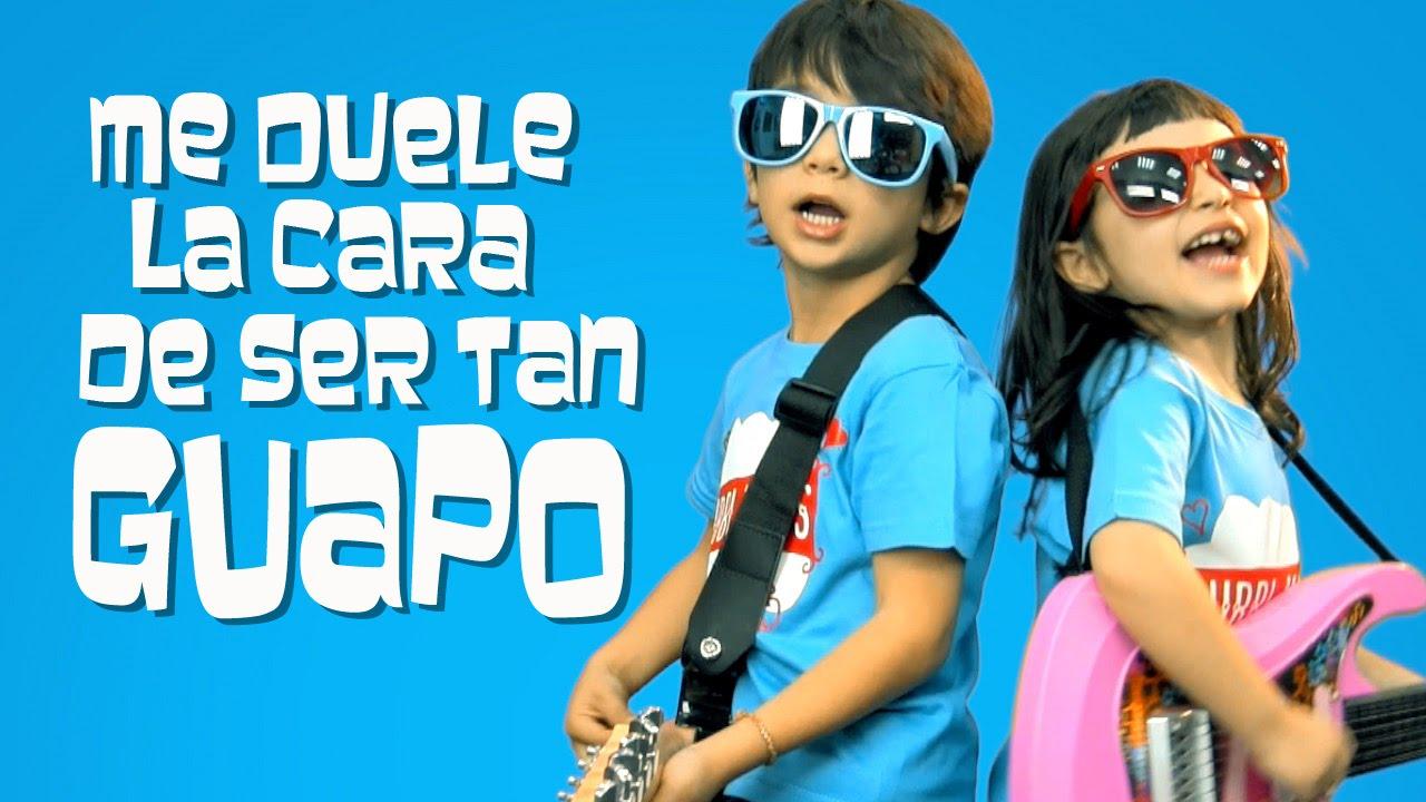 ME DUELE LA CARA DE SER TAN GUAPO - Canciones Infantiles de DUBBI KIDS