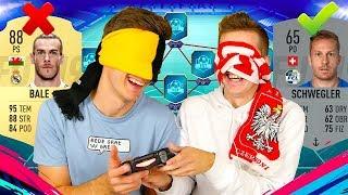 Najlepszy ŚLEPY DRAFT?! | FIFA 19