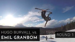 SLVSH || Hugo Burvall Vs. Emil Granbom Round 1