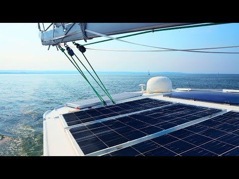 Boat Show 2017 - DIY Marine Solar Panel Installation