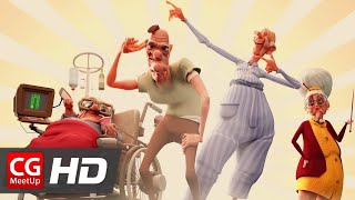 """CGI Animated Short Film """"Never Without My Denture Short Film"""" by Never Without My Denture Team"""