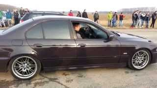 preview picture of video 'Fresh cars meeting trebisov - e39 540i'