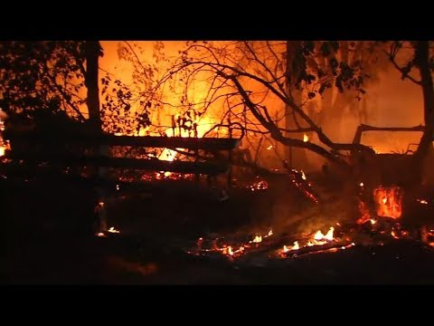 Deadliest wildfire crisis in California's history