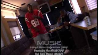Obie Trice impersonating D12 and Eminem