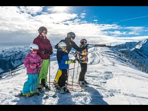 Familienerlebnis Ski Juwel Alpbachtal Wildschönau in Tirol  - © Ski Juwel
