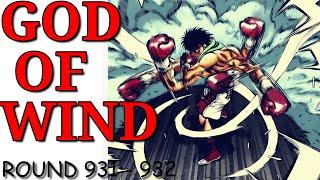 BAGONG IPPO MAKUNOUCHI – GOD OF WIND | SEASON 4 IPPO KNOCKOUT TAGALOG CH.931-932