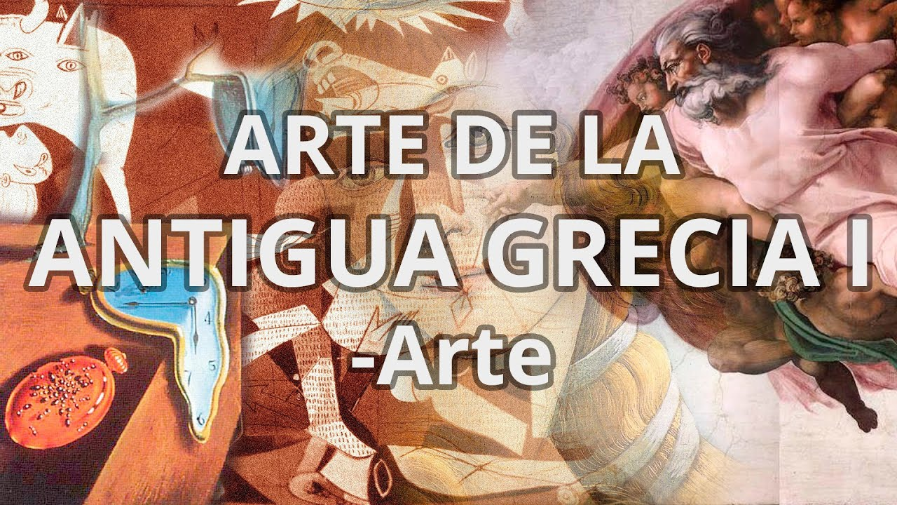 Educatina arte de la antigua grecia i for Cultura de la antigua grecia