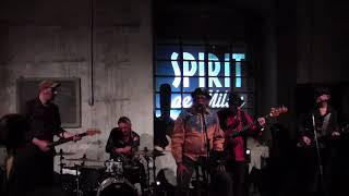 "Ronnie Jones and The Nite Life ""Sitting on the dock of the bay""@Spirit in  Blues 3.3.2018"