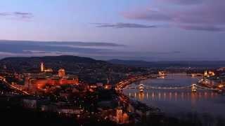Budapest Timelapse by Fáy Béla-Santiagofilm