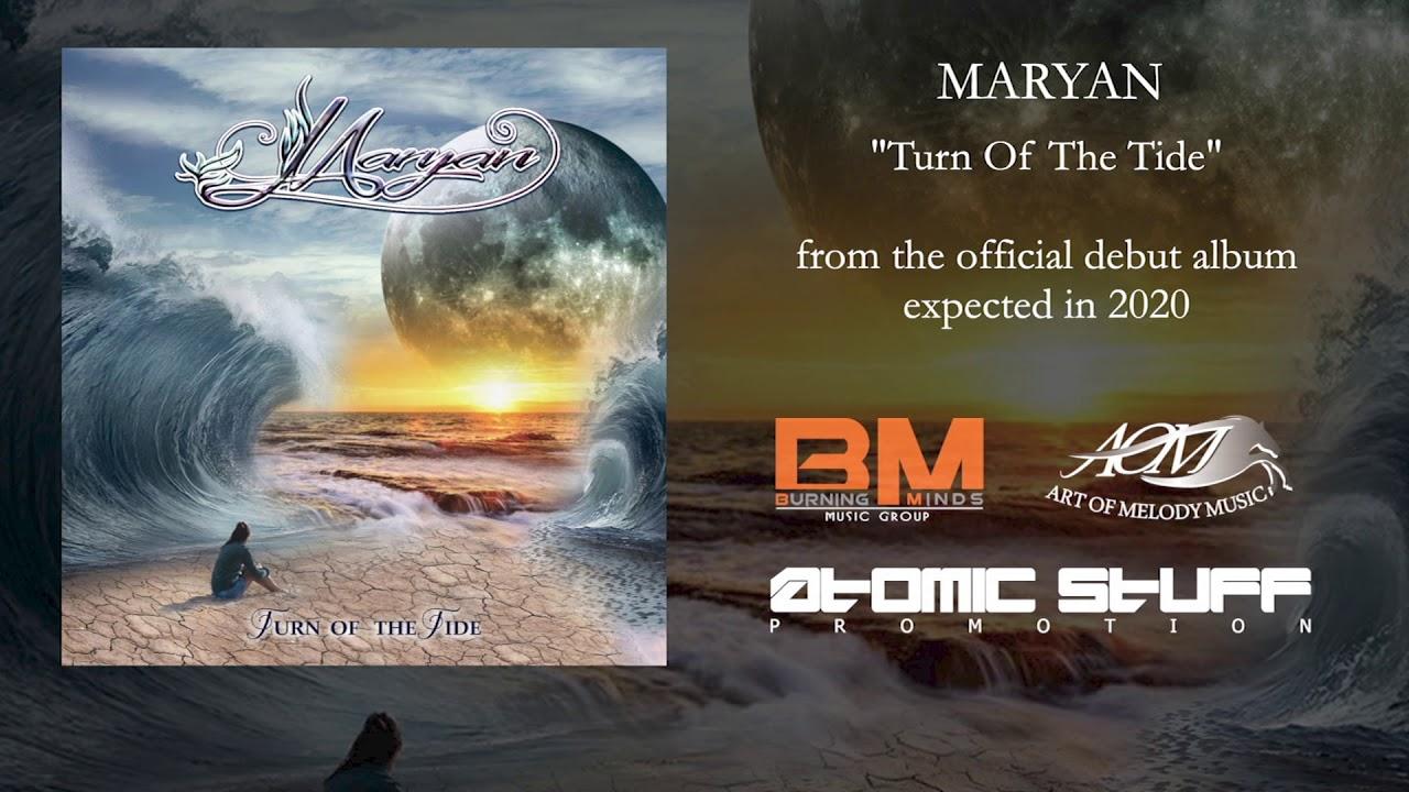 MARYAN - Turn of the tide