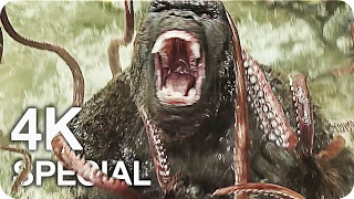 KONG SKULL ISLAND Trailer & Film Clips 4K UHD 2017 King Kong Movie