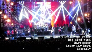 DMB - Angel, Don't Drink the Water, Big Eyed Fish, Bartender, Lover Lay Down, Recently - LT31