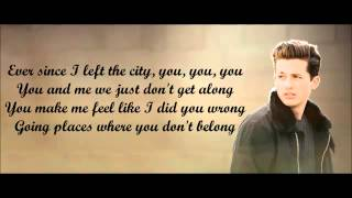 Hotline Bling - Charlie Puth ft Kehlani -Lyrics