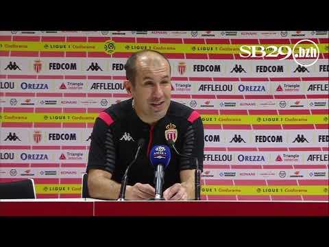 Monaco - Brest : la réaction des coaches