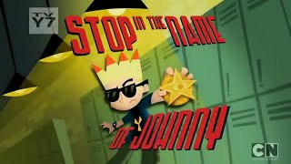 """Johnny Test Season 6 Episode 98b """"Stop In The Name Of Johnny"""""""