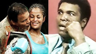 Мухаммед Али про женщин и богатство / Лучшие моменты интервью с легендой бокса