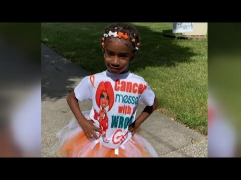 6-year-old Warren girl declared cancer-free after months of treatment