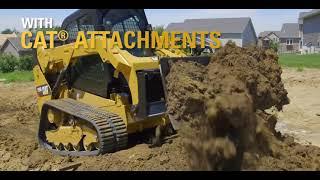 Cat® attachments to make your fleet more versatile