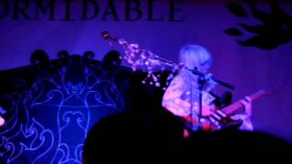 """The Joy Formidable - """"Ostrich"""" @ The Orpheum in Ybor City"""