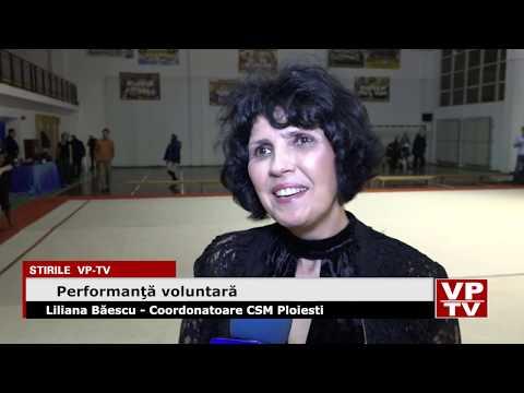 Performanţă voluntară