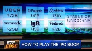 Бум IPO в Америке 2019
