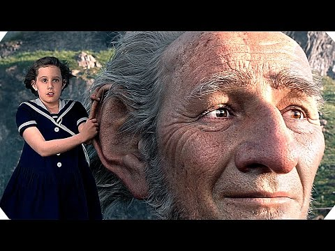 LE BON GROS GÉANT Bande Annonce VF Finale (Spielberg - 2016)