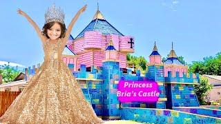 BRIA turns into a Princess!