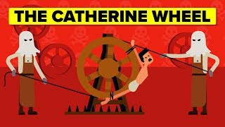 The Catherine Wheel - Worst Punishments In The History of Mankind