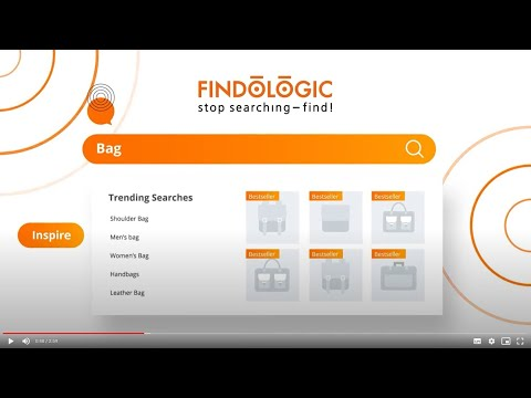 Findologic | If they can't find it, they can't buy it