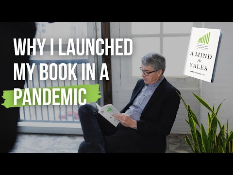 """Why I Released """"A Mind for Sales"""" During a Pandemic"""
