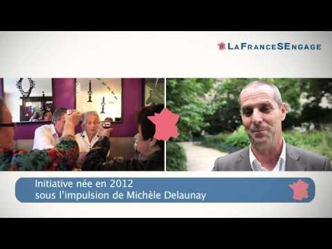 Film de présentation de MONALISA, lauréat La France sengage 2014