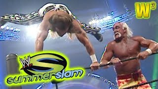 WWE Summerslam 2005 Review | Wrestling With Wregret