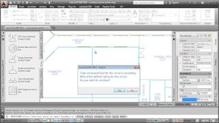 AutoCAD MEP 2014: Creating a Power System