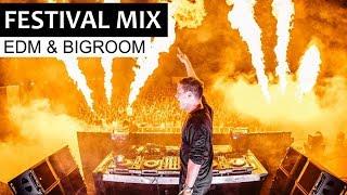 EDM Festival Mega Mix - Electro House & Bigroom ADE Music 2018