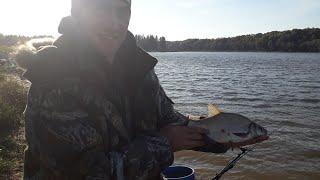 На рыбалку возле витебска
