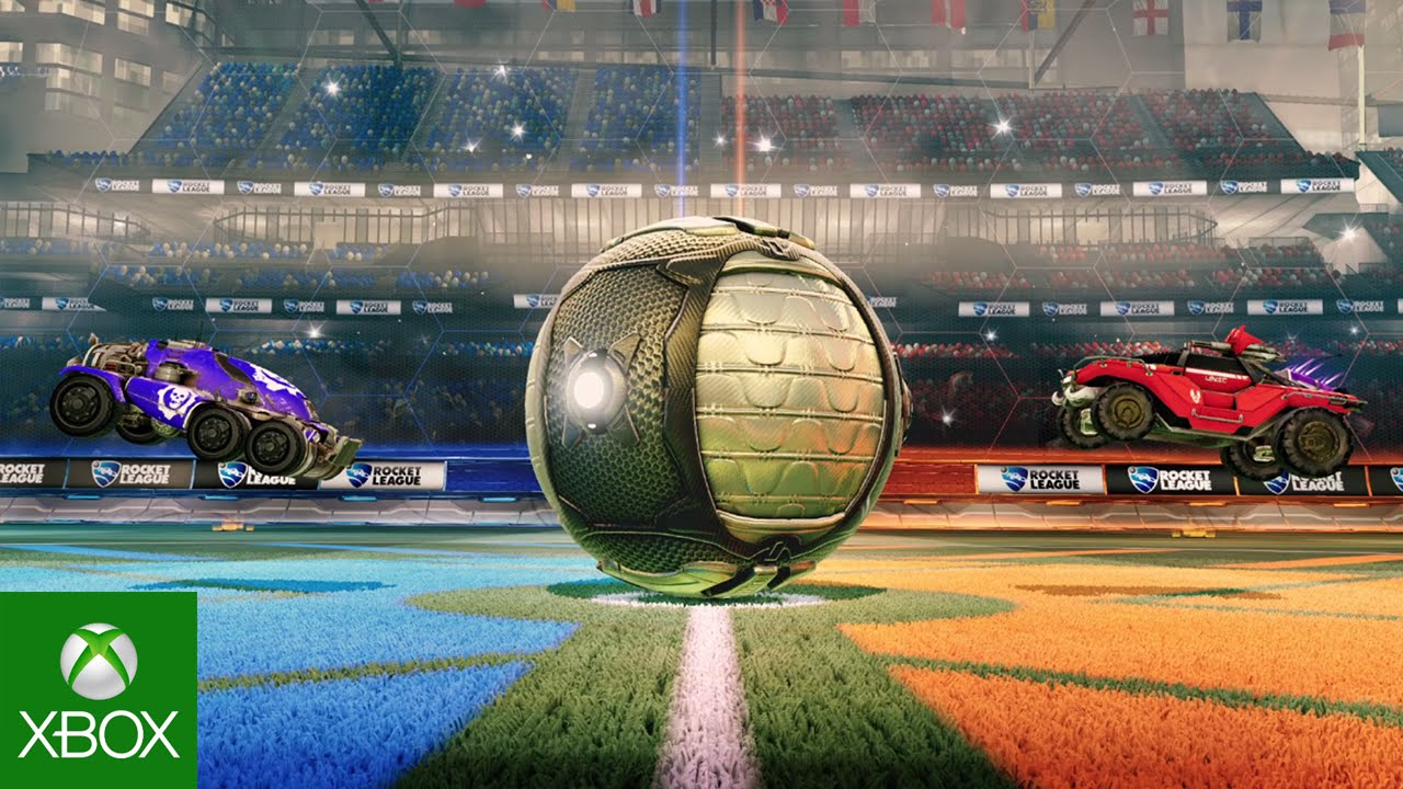 Video forRocket League Blasts Onto Xbox One