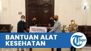 Erick Thohir Lakukan Kunjungan ke Kota Bogor, Bawa Bantuan Alat Kesehatan untuk Puskesmas