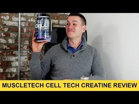 MuscleTech CELL-TECH Creatine Review