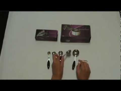 KitchenIsUs - Best Measuring Spoons