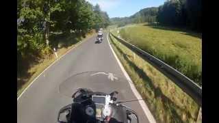 preview picture of video 'RT-Freunde Ausfahrt Eichsfeld, Südharz und Kyffhäuser September 2012'