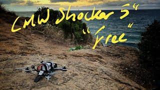 "Catalyst Machinework Shocker 5"" - ""FREE"" - DJI HD/ FPV Freestyle"