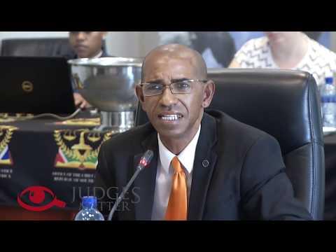 SA Electoral Court JSC Interview of Mr G J Williams – Judges Matter (October 2019)
