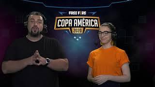 Corinthians, paiN Gaming e LOUD estão no México para disputar a Copa América com outros times da América Latina! Torça pelo Brasil. #CopaAméricaFF  Siga as redes sociais de Garena Free Fire e fique por dentro de tudo!  Twitter - https://twitter.com/FreeFireBR Instagram - https://www.instagram.com/freefirebr_oficial/ Facebook - https://www.facebook.com/freefirebr Discord - http://discord.gg/freefire